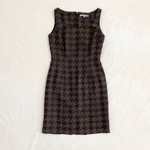 Antonio Melani houndstooth dress